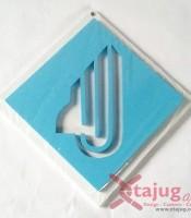 kaligrafi-old-kufi-tulisan-tenggelam-alloh-putih-biru