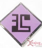 kaligrafi-square-kufi-tulisan-tenggelam-muhammad-hitam-ungu